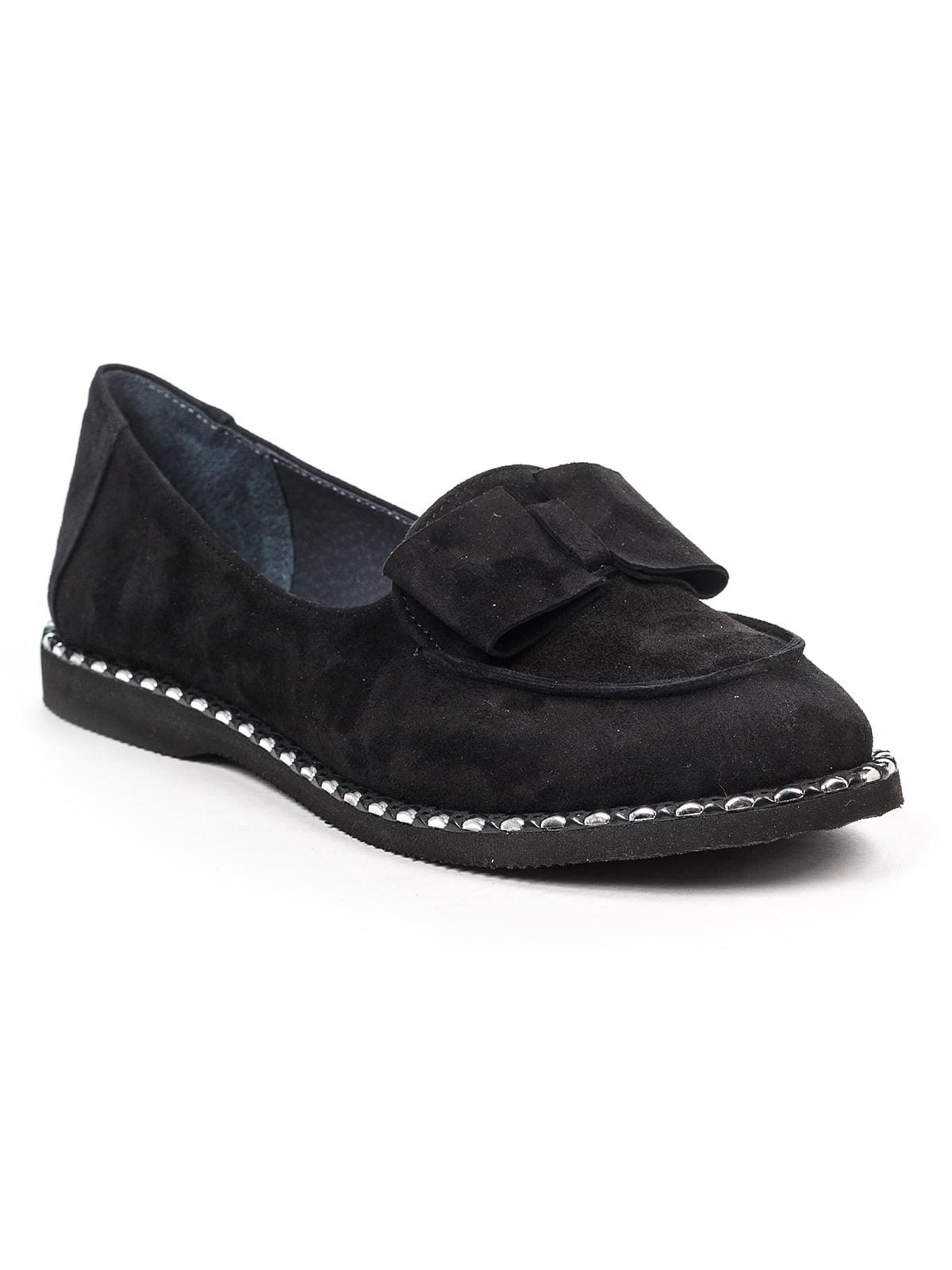 Туфли черные | 4948056