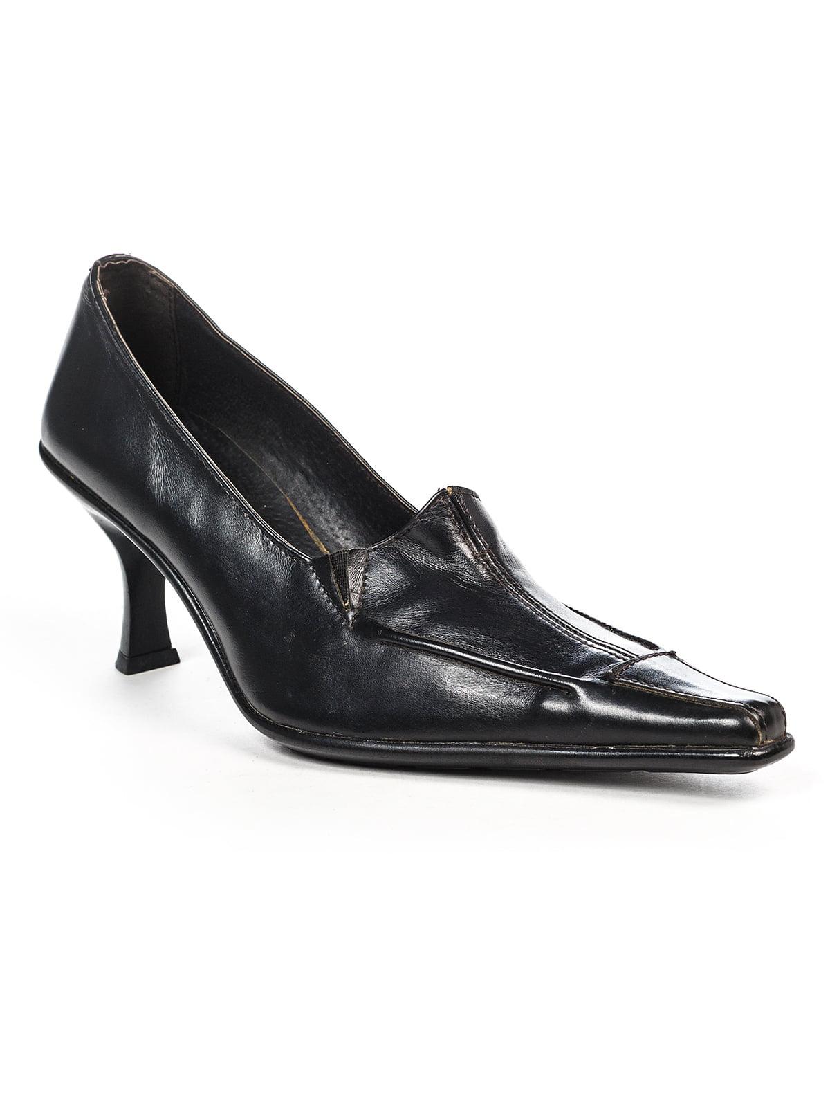 Туфли черные | 4948061