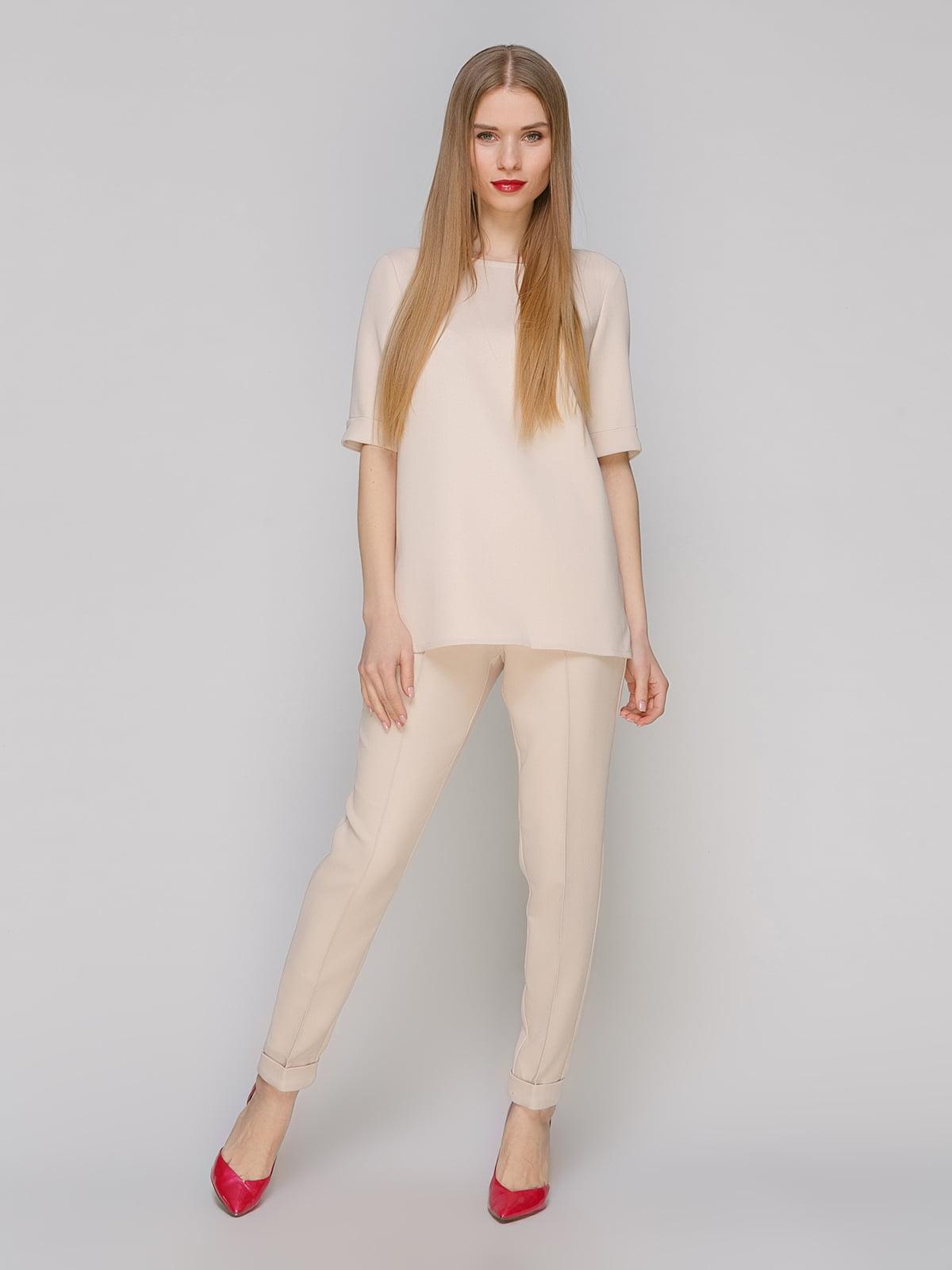 Комплект: блуза і штани   4910732