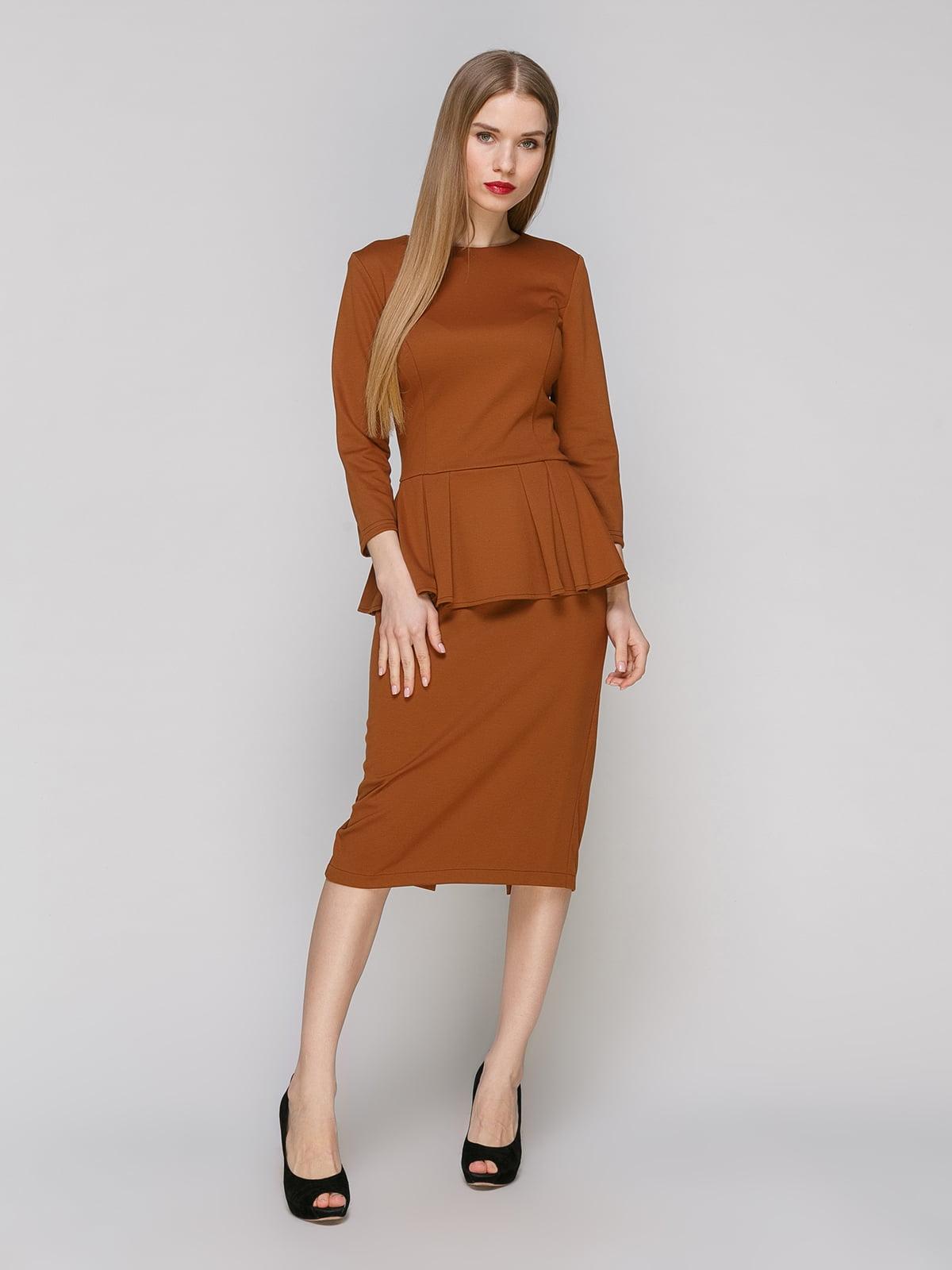 Комплект: блуза і спідниця | 4910861