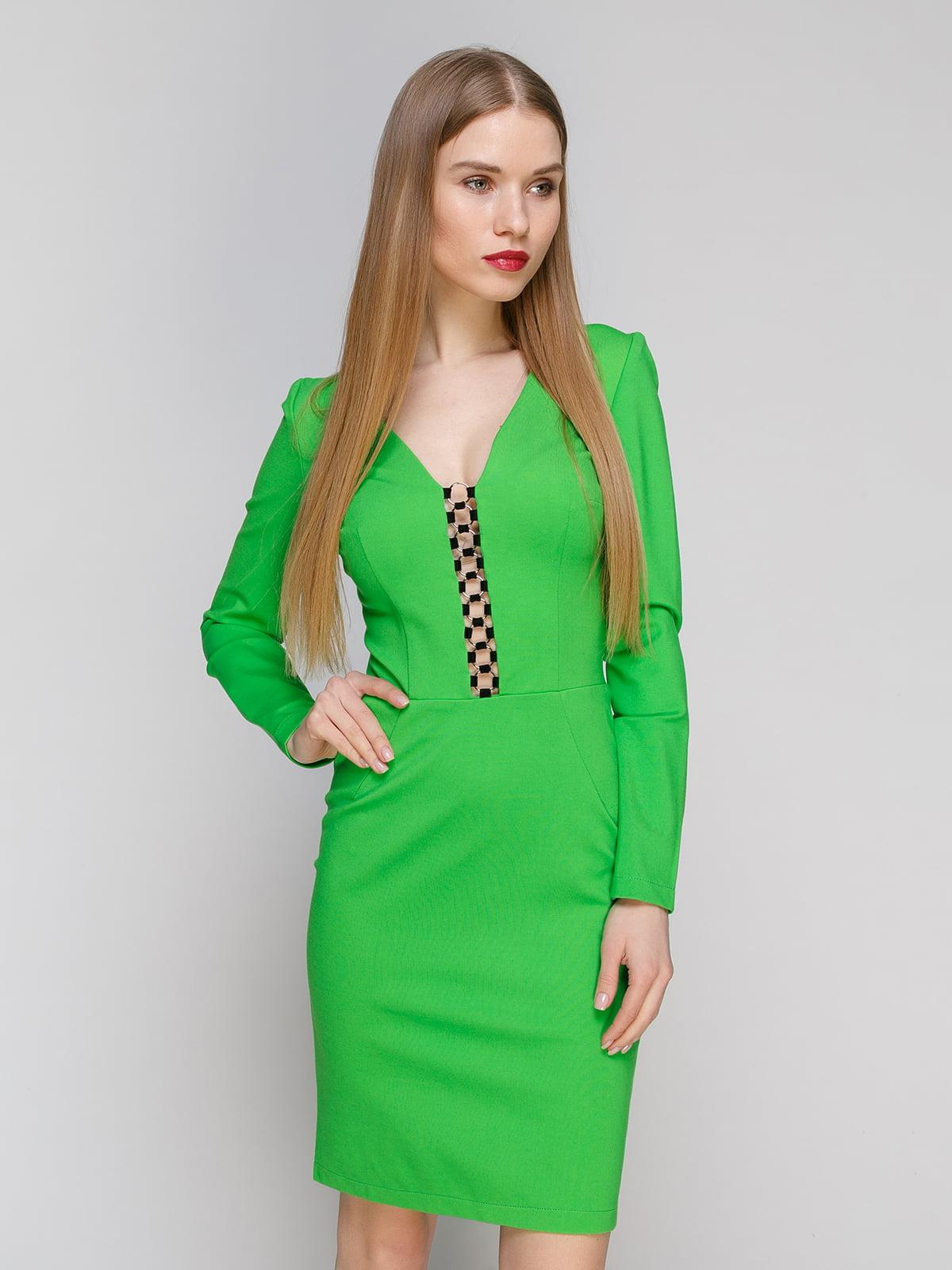 Сукня зелена | 4911194