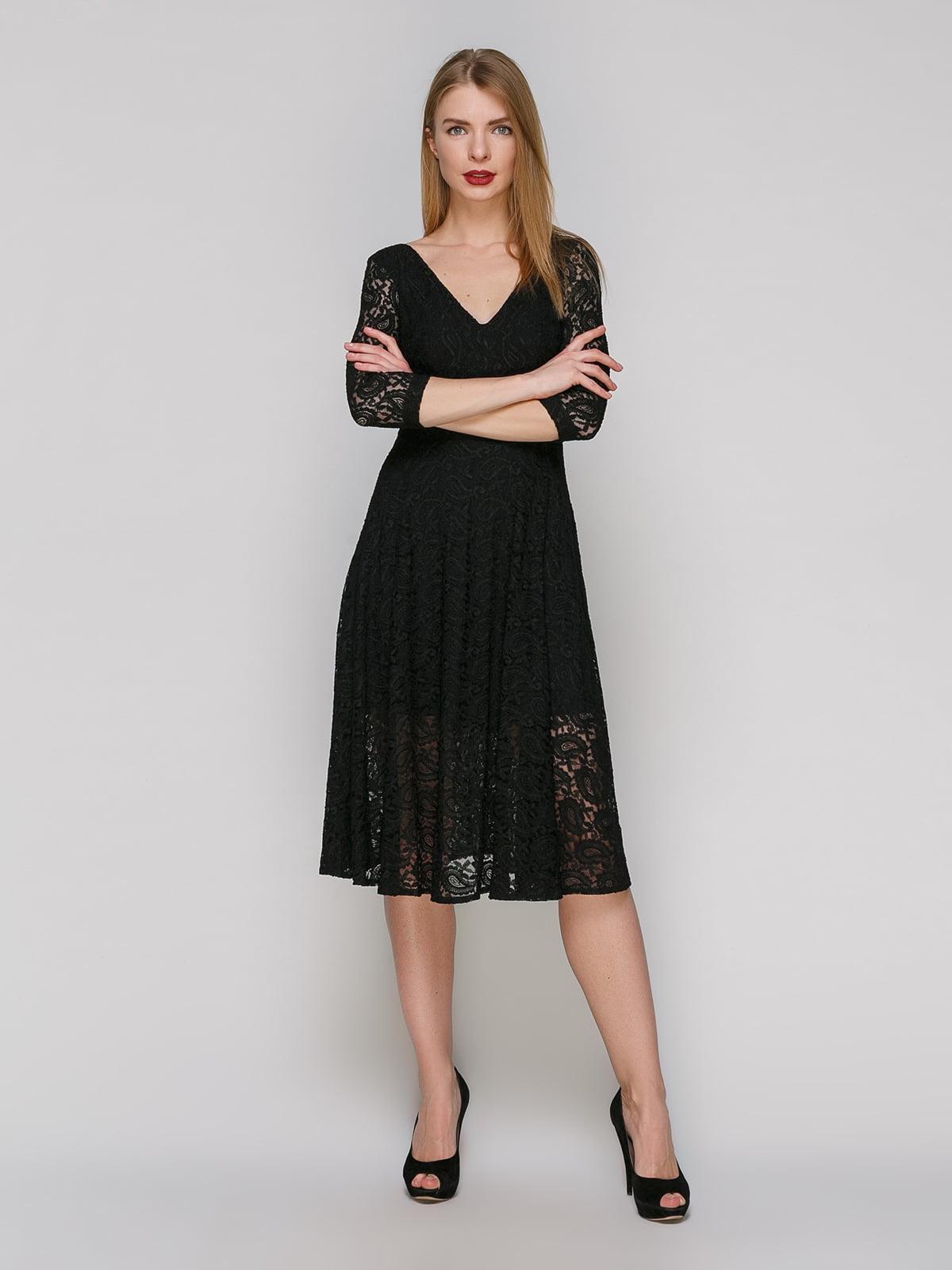 Сукня чорна | 4910980