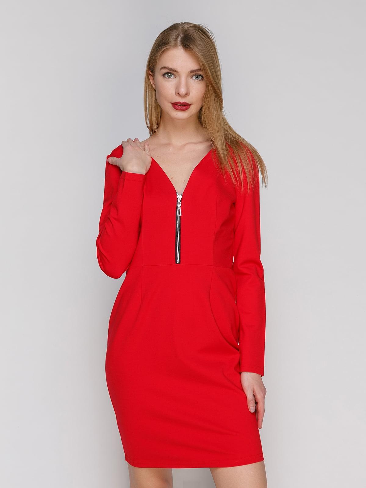 Сукня червона | 4911192