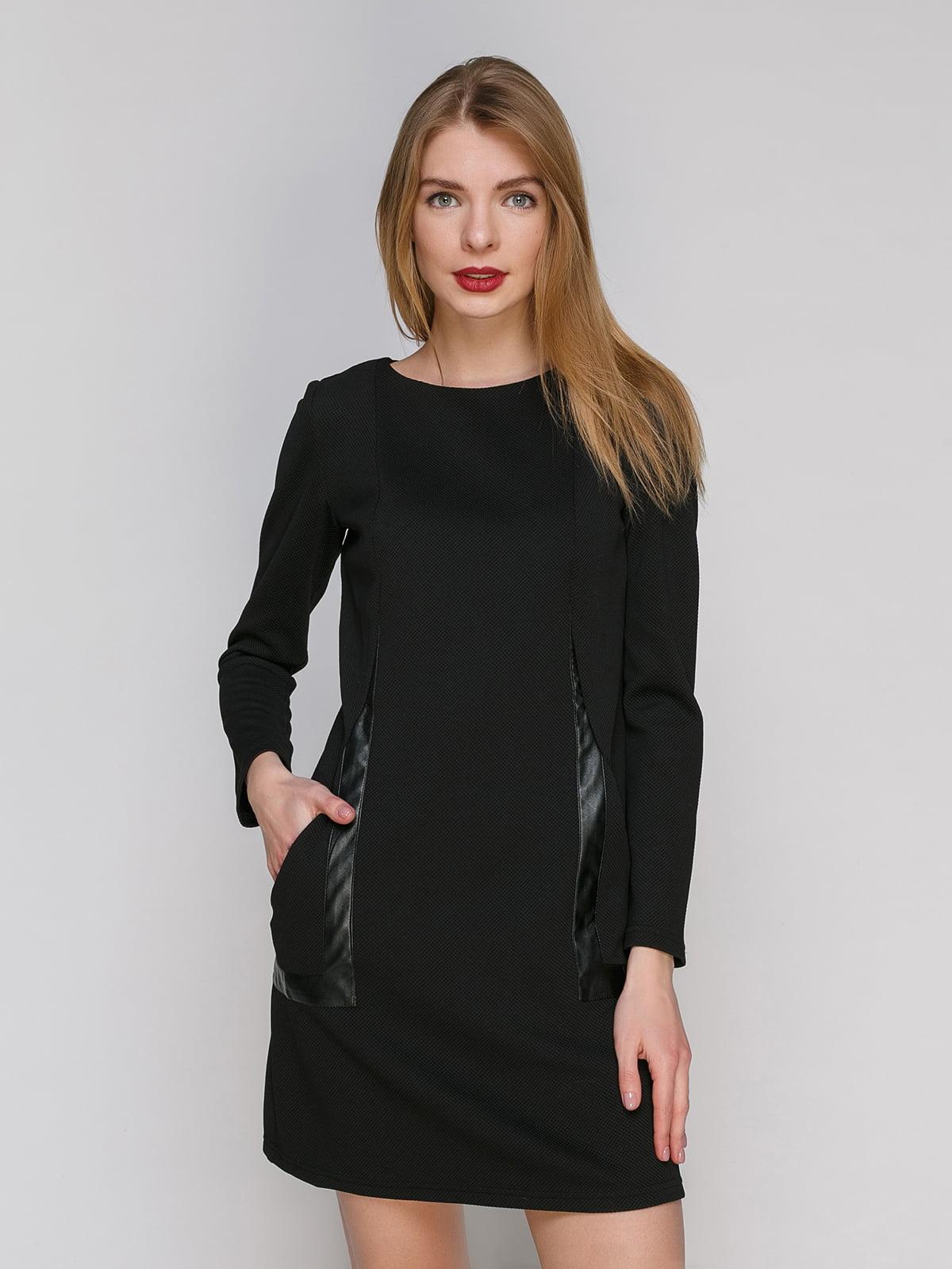 Платье черное | 4910917