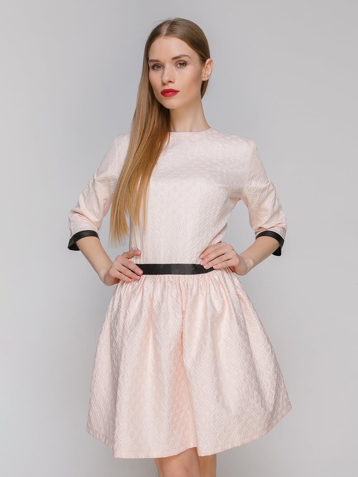 Сукня персикового кольору | 4911033