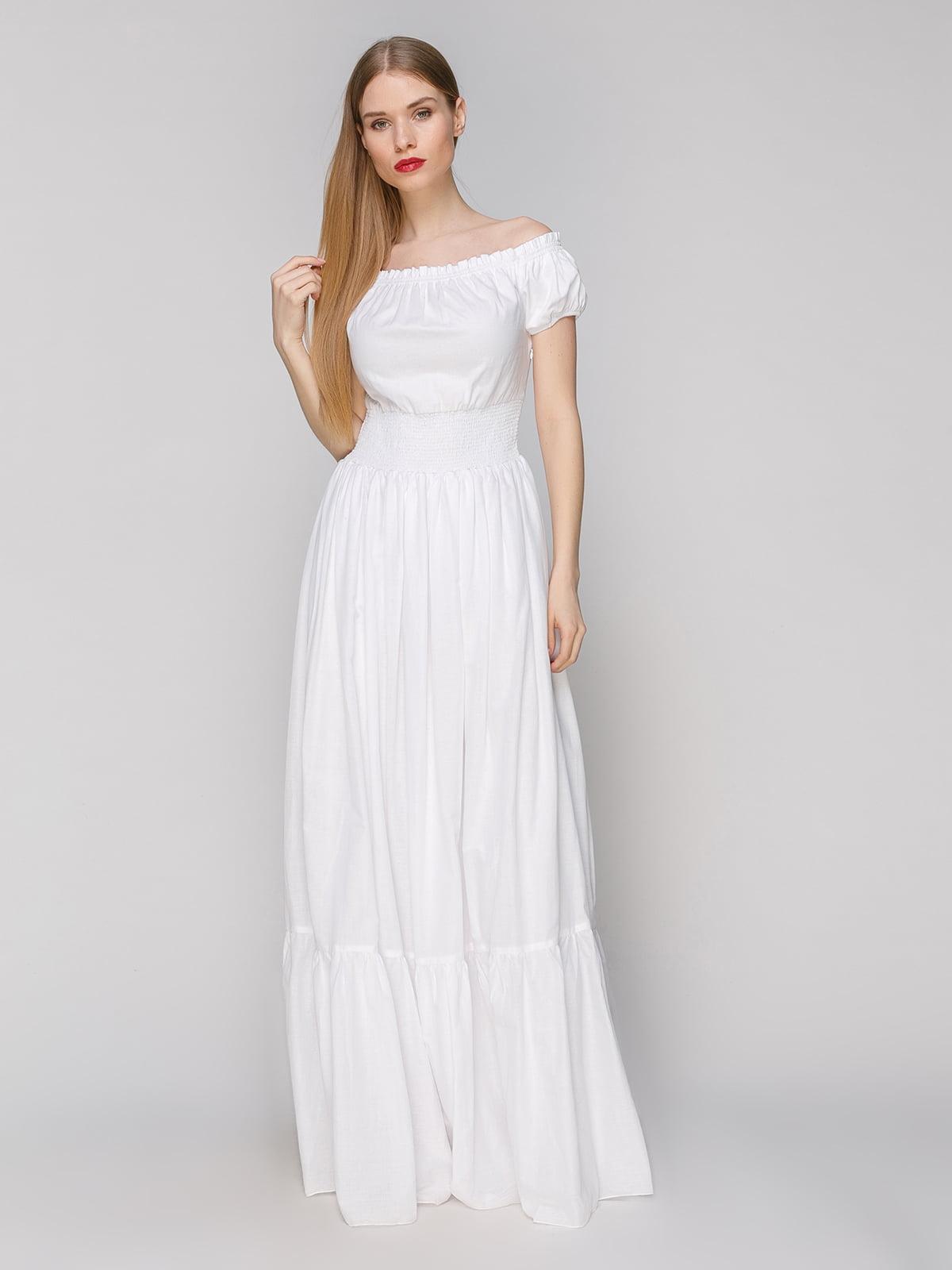 Платье белое | 4911141
