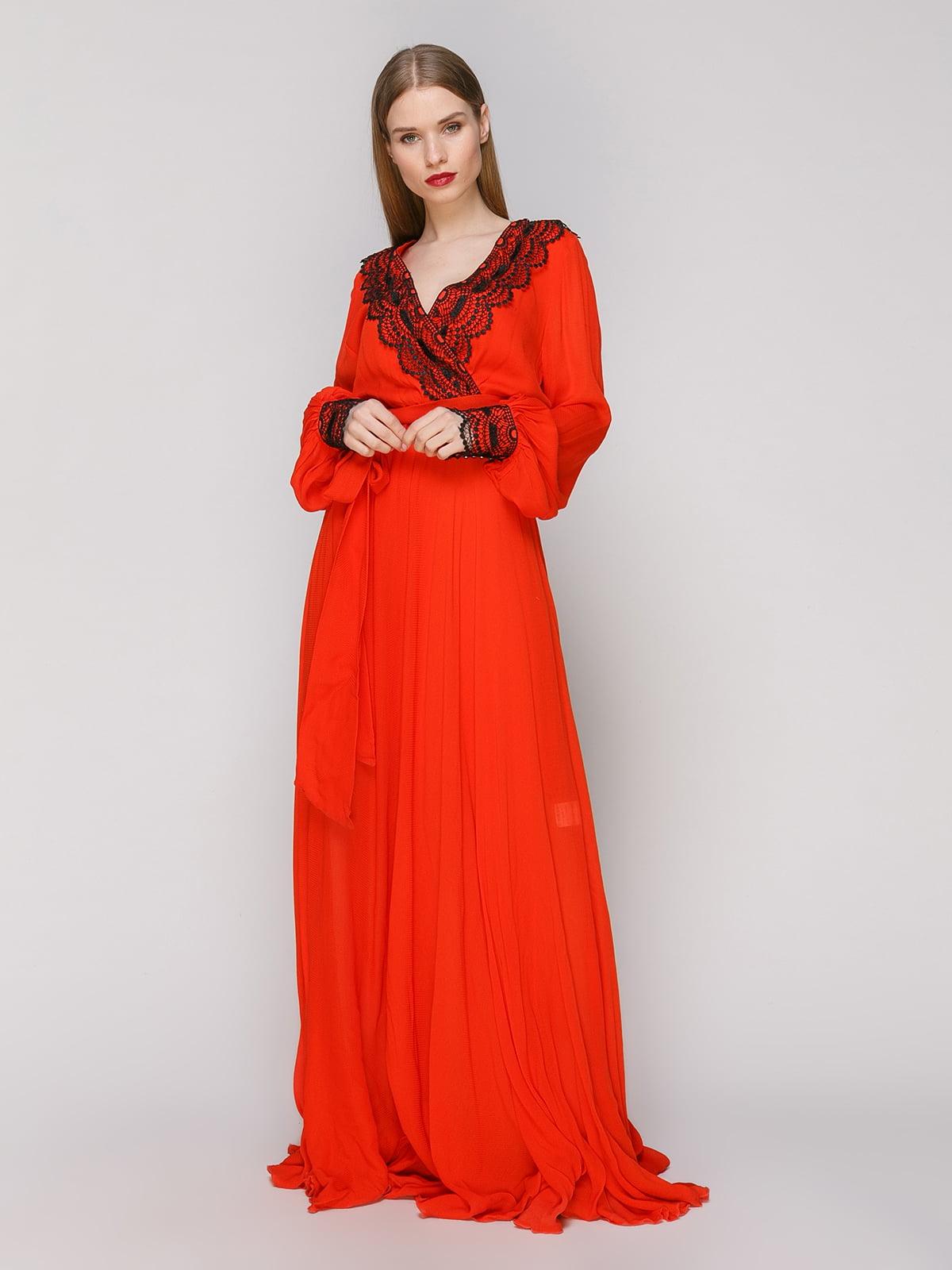 Сукня помаранчева   4911029
