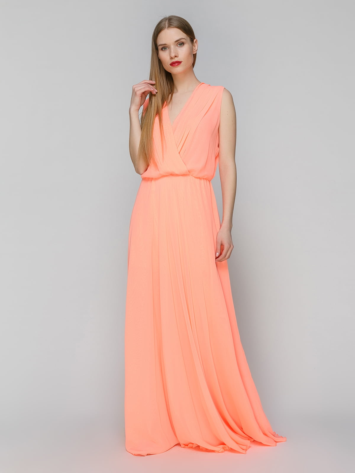 Сукня помаранчева | 4911059