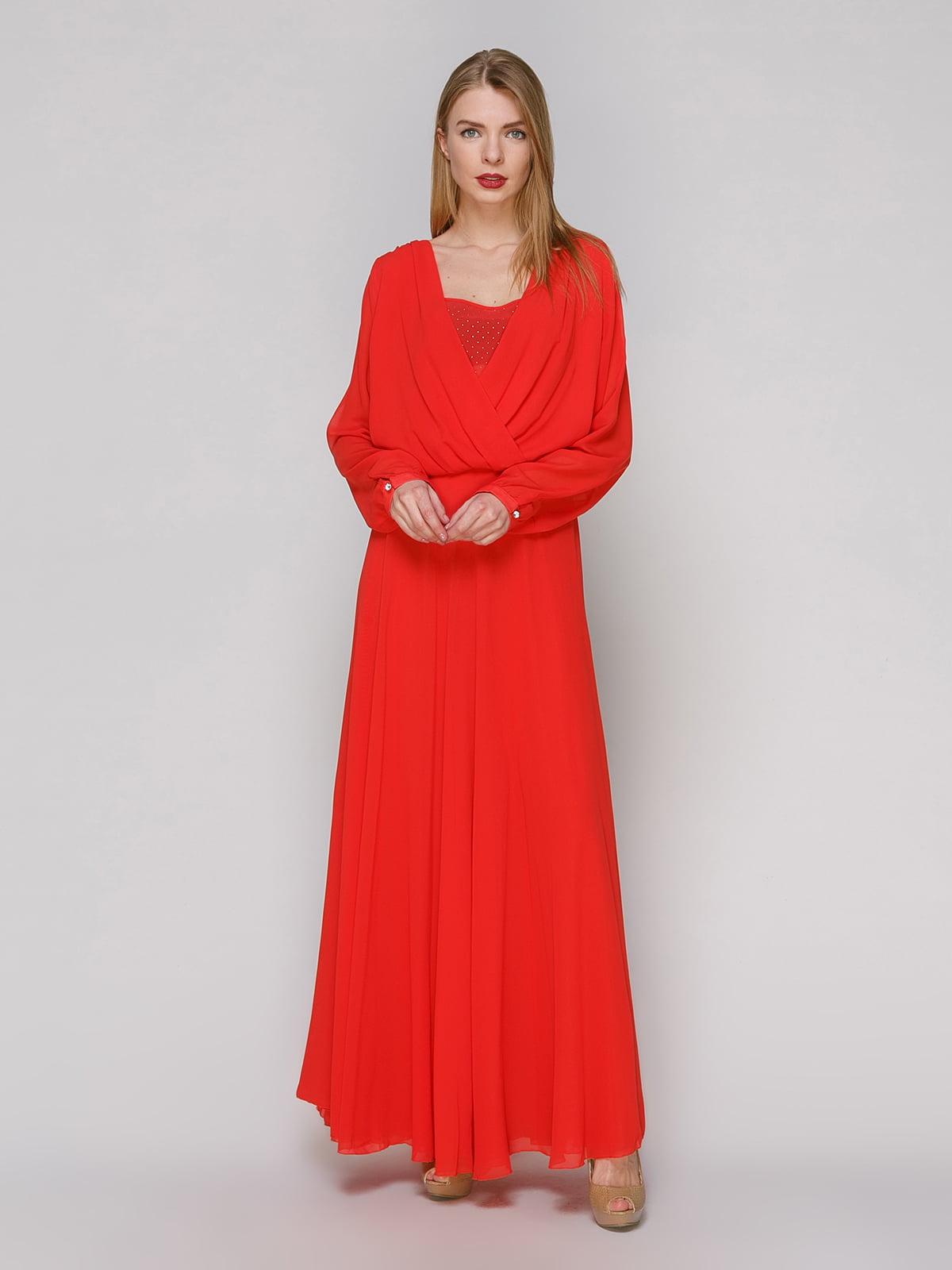 Сукня червона | 4911006