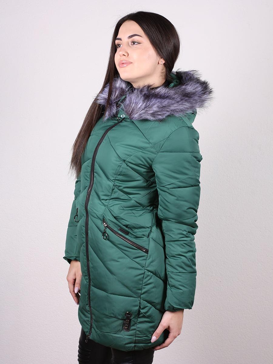 Пальто зеленое | 4977708