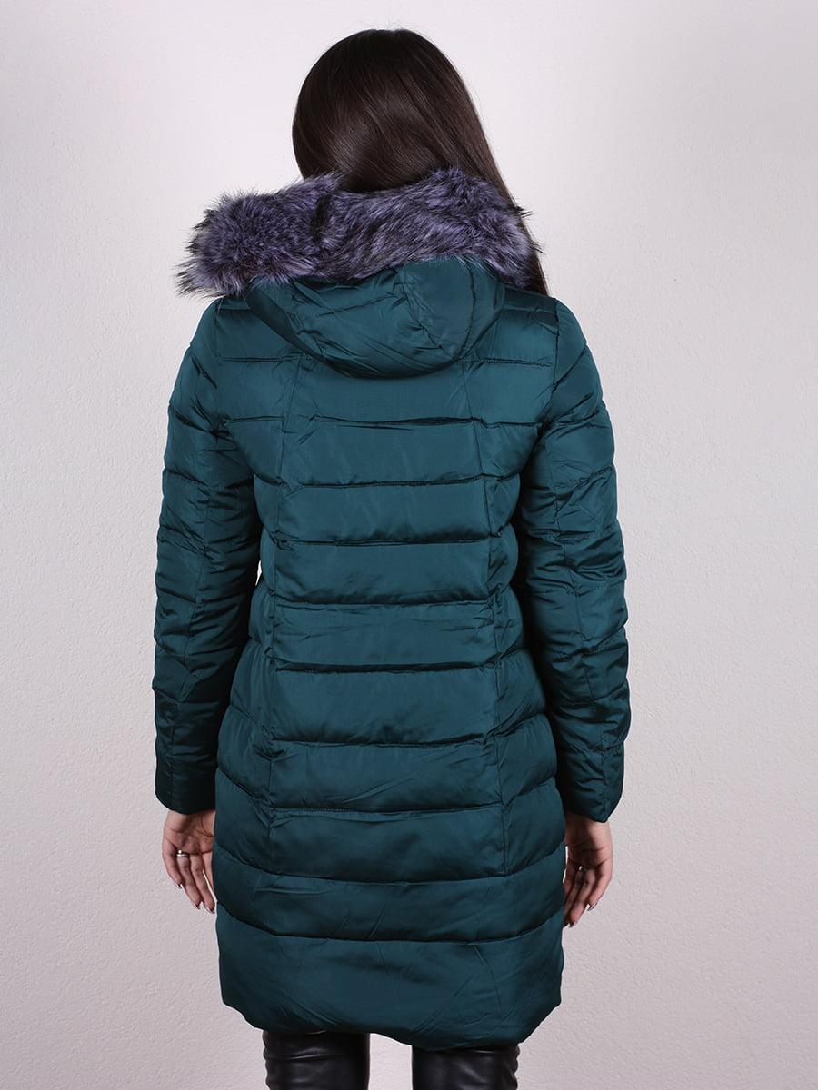 Пальто зеленое   4977712   фото 3