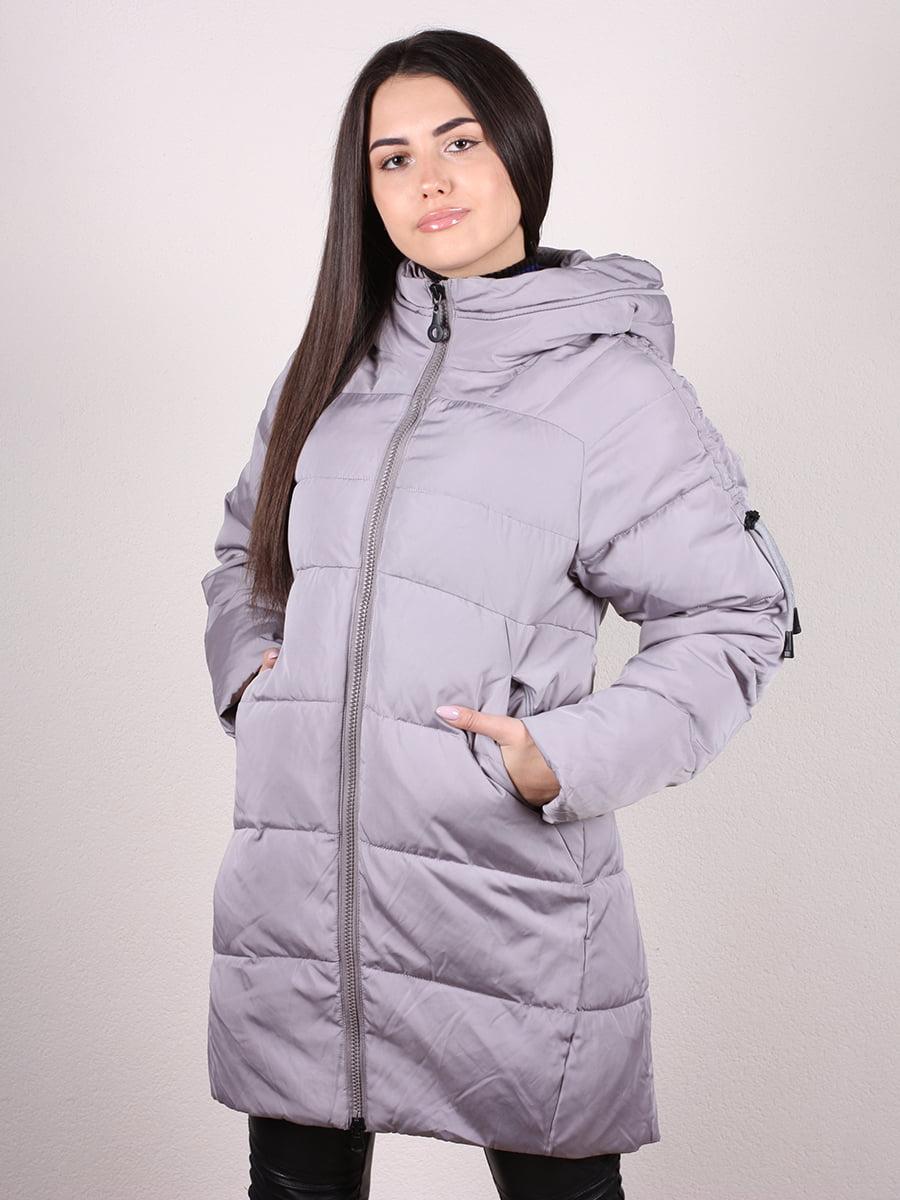 Пальто серое | 4977726