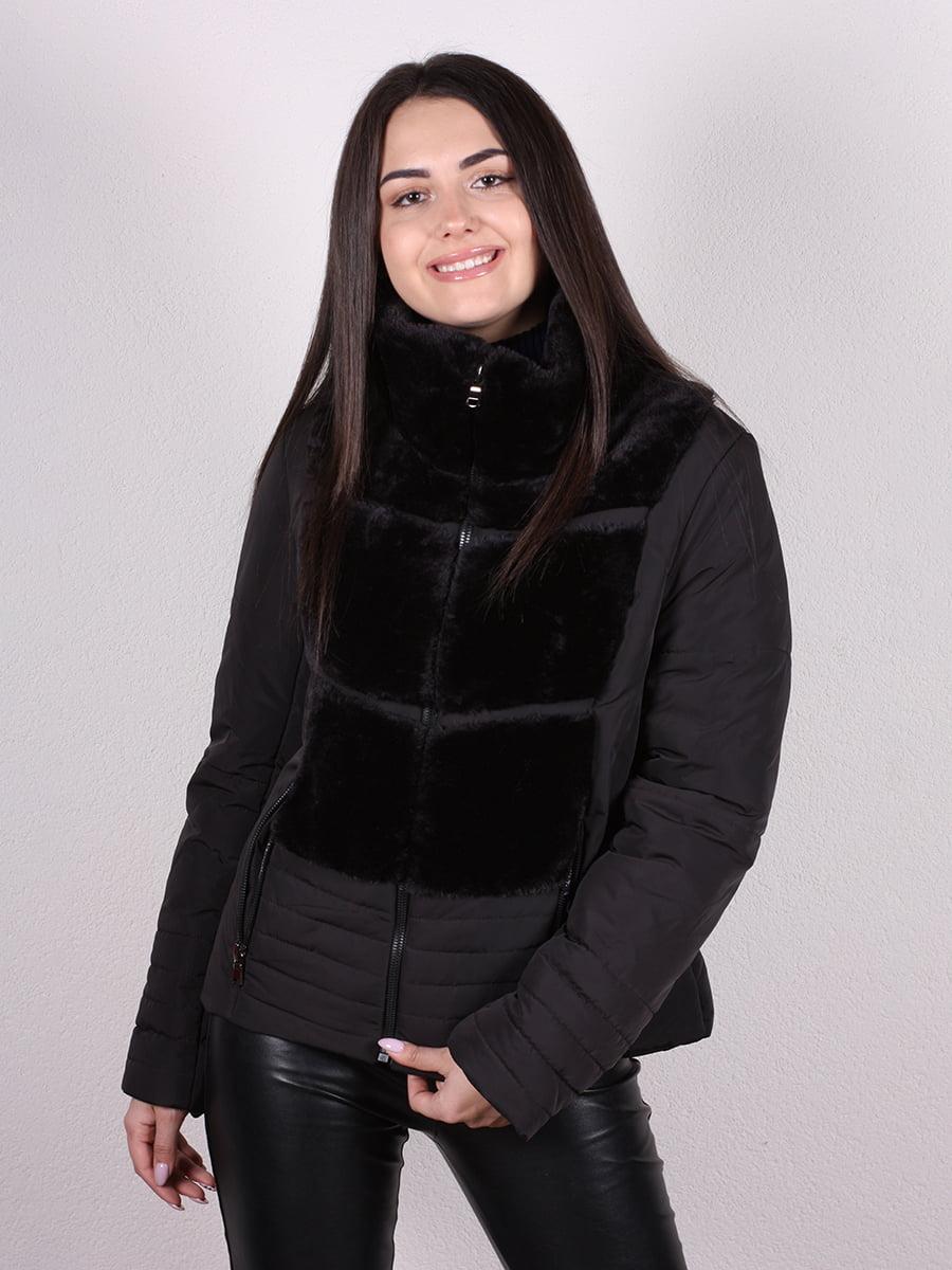 Куртка черная | 4977730