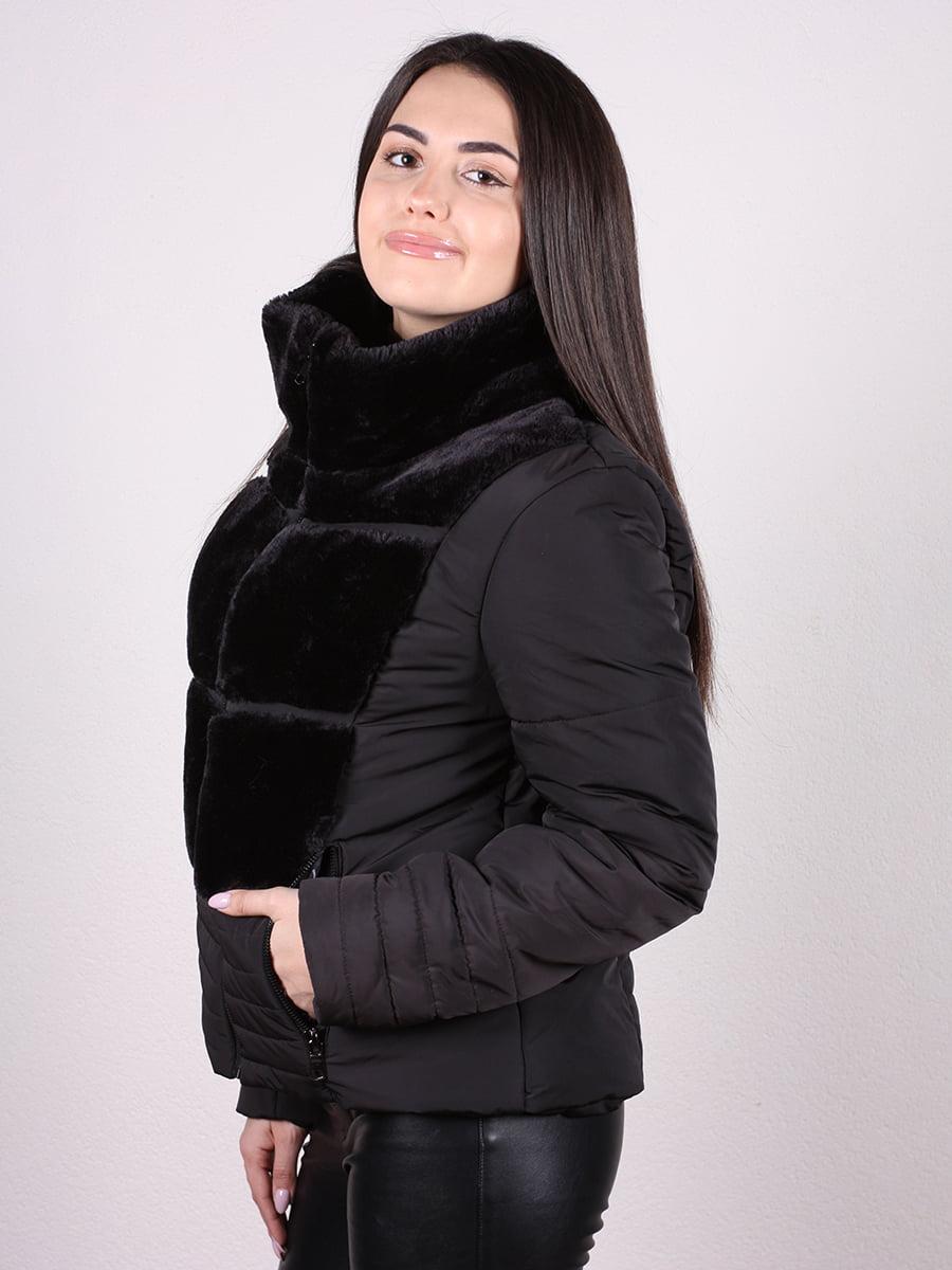 Куртка черная | 4977730 | фото 2