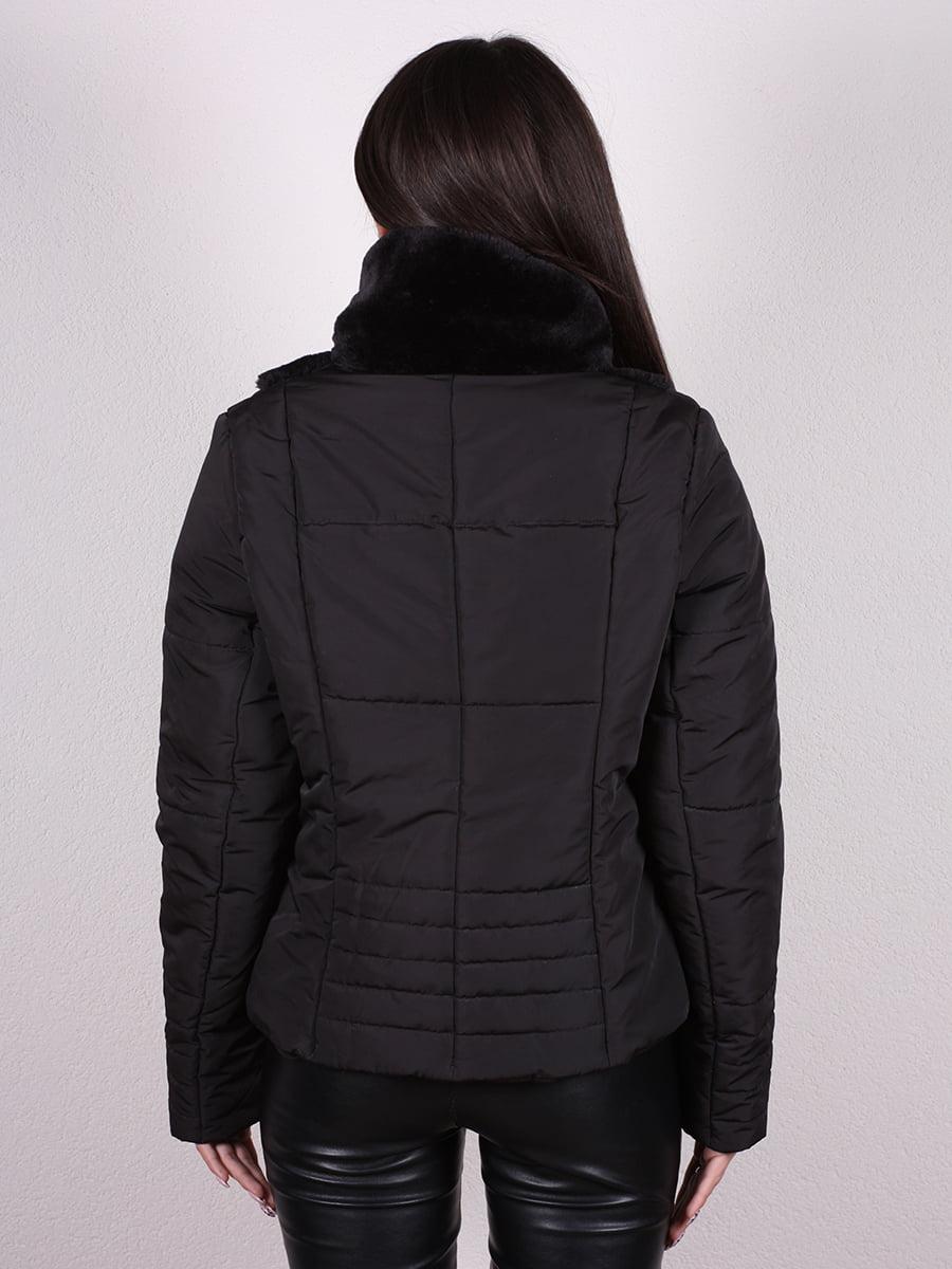 Куртка черная | 4977730 | фото 3