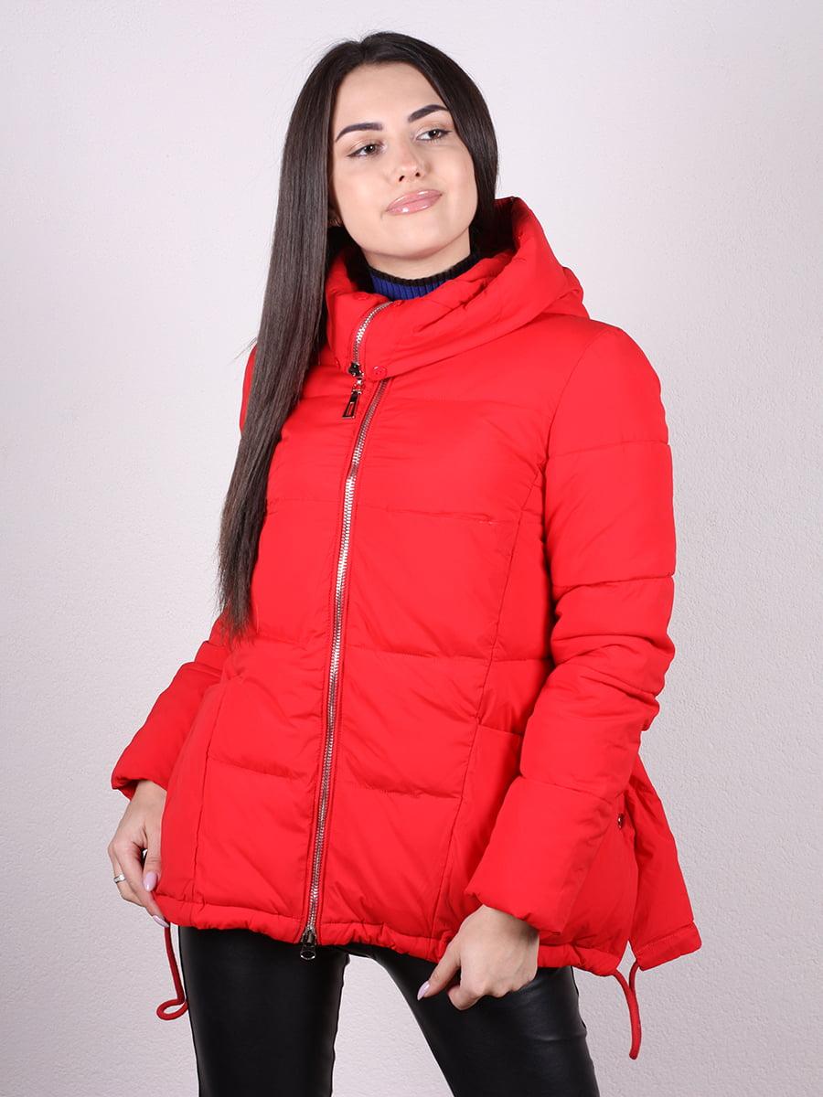 Куртка красная | 4977731
