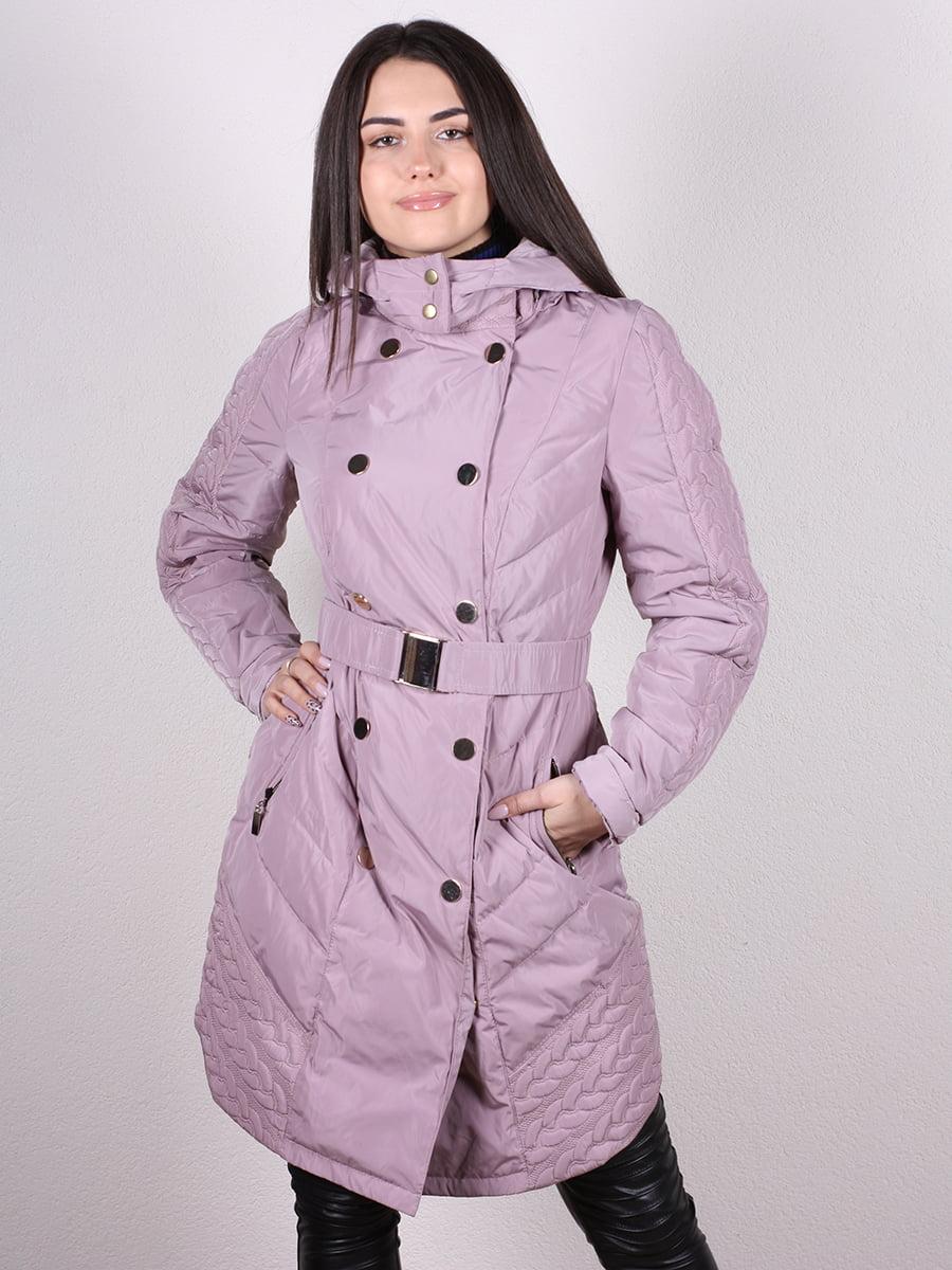 Пальто розовое | 4977755