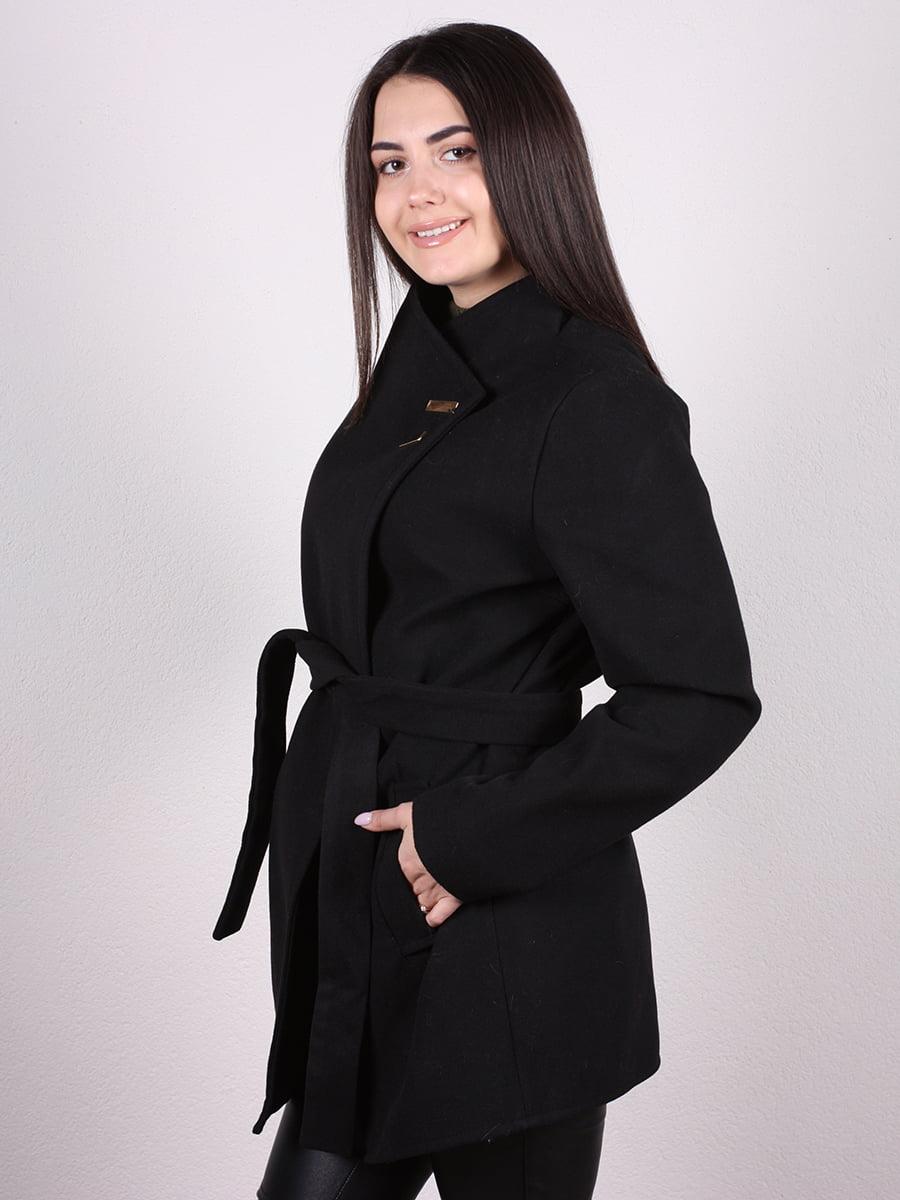Пальто черное | 4977767 | фото 2