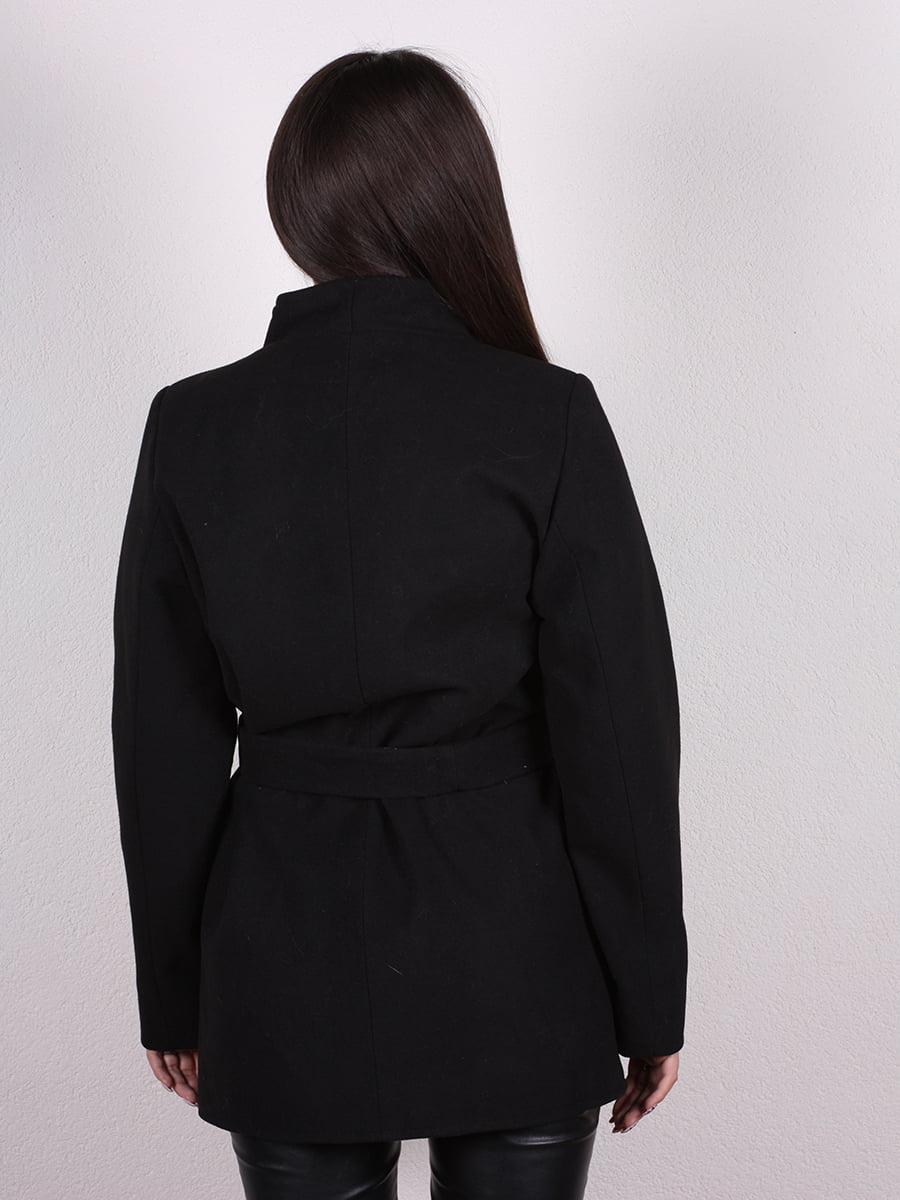 Пальто черное | 4977767 | фото 3