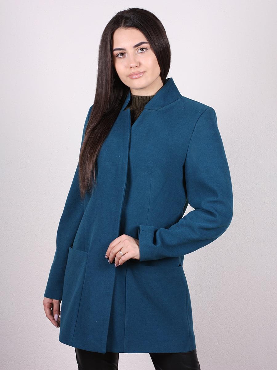 Пальто синее | 4977771