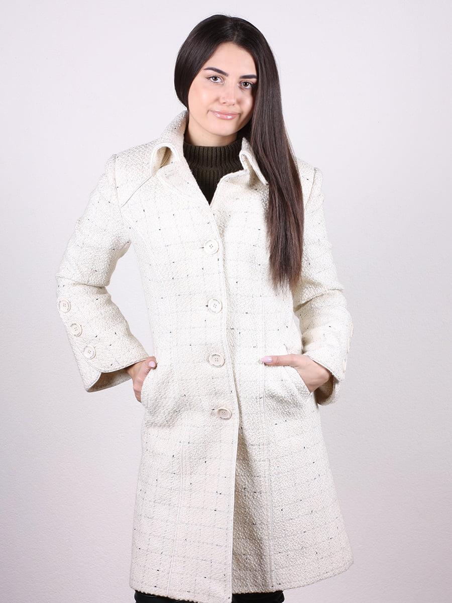 Пальто светло-бежевое | 4977778