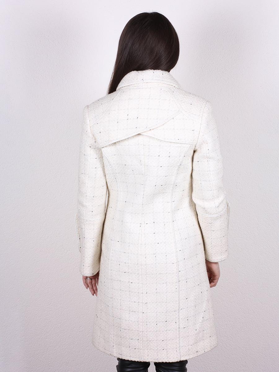 Пальто светло-бежевое | 4977778 | фото 3
