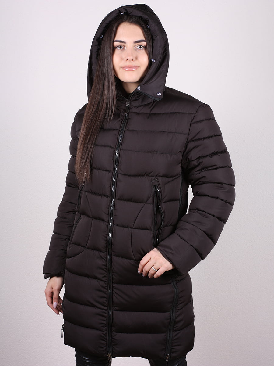 Пальто черное   4977787