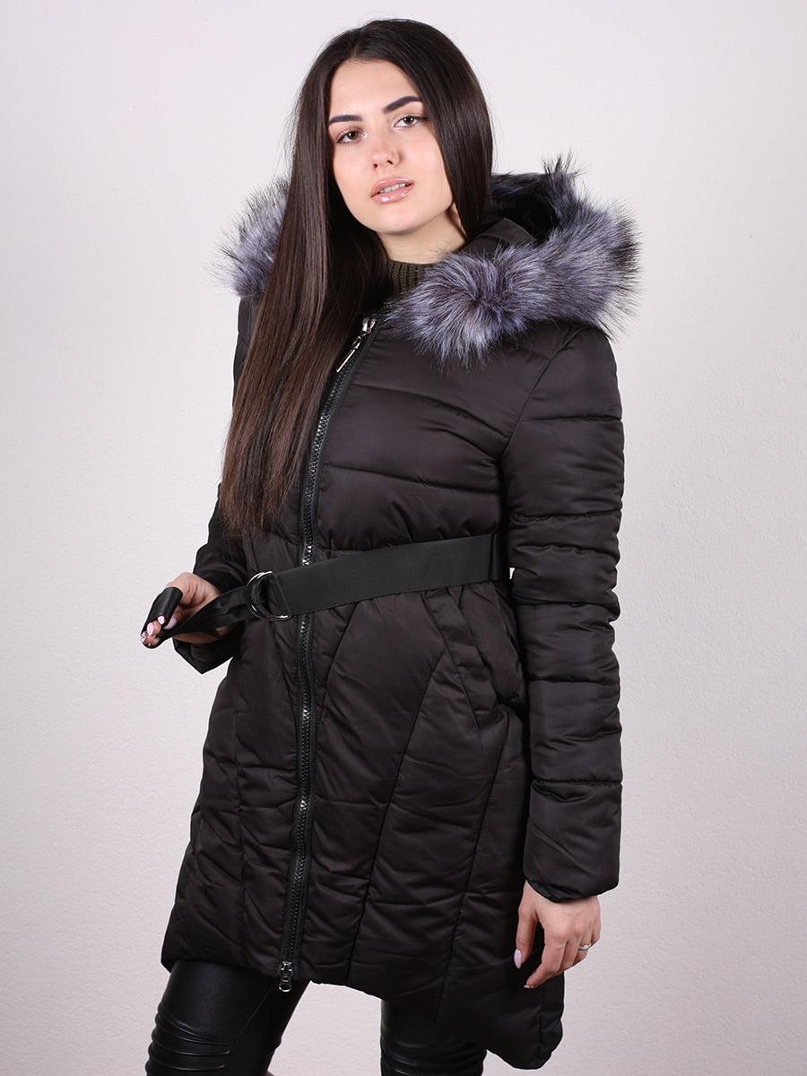Пальто черное | 4977798 | фото 2