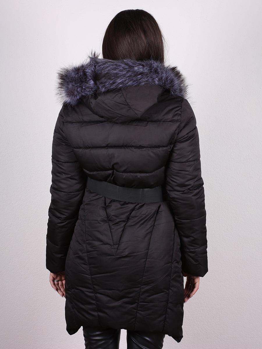 Пальто черное | 4977798 | фото 4