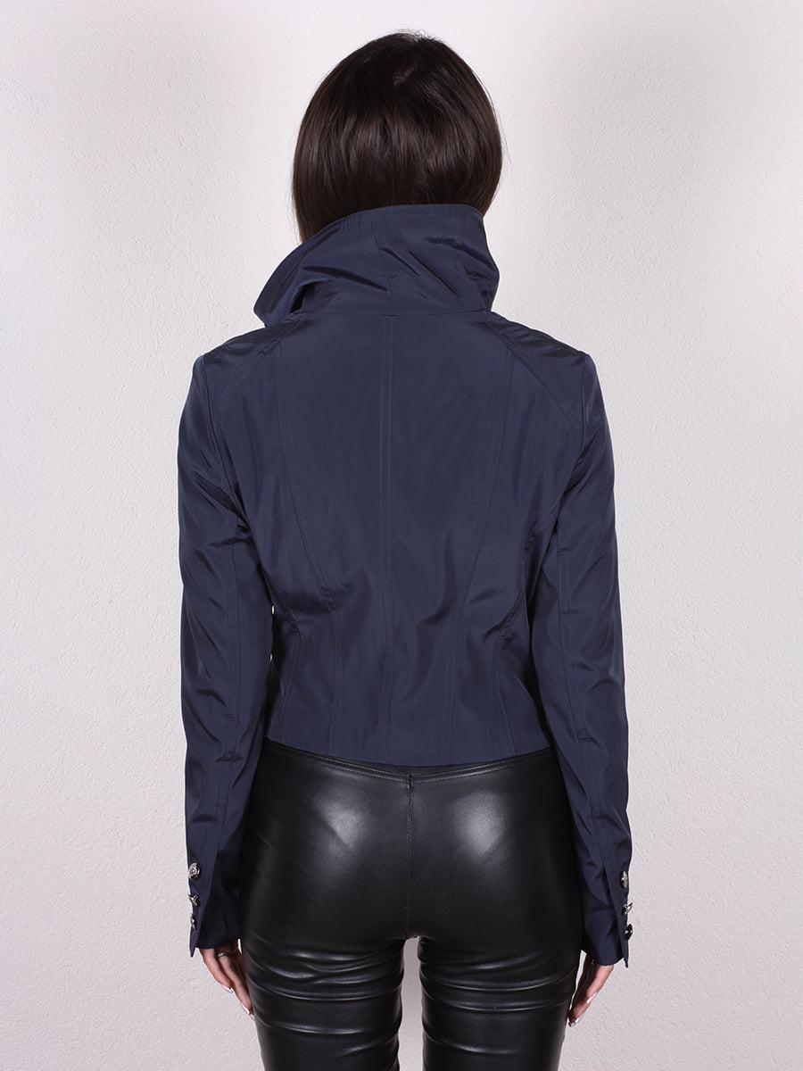Куртка темно-синяя   4903748   фото 6