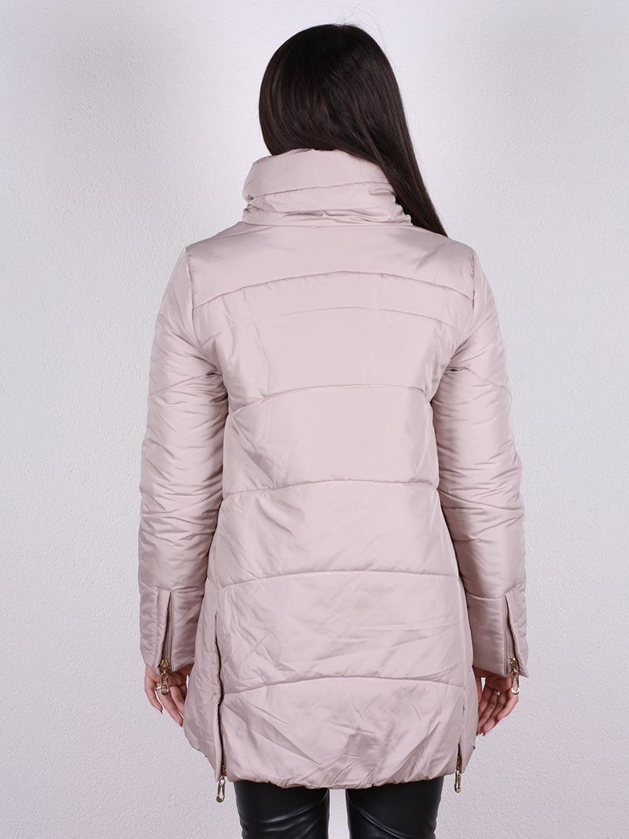 Куртка бежевая | 4922389 | фото 6