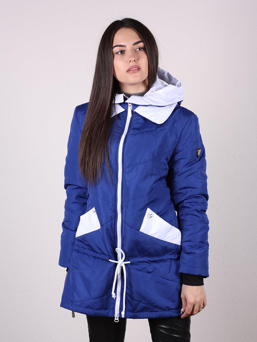 Куртка синяя   4922470   фото 5