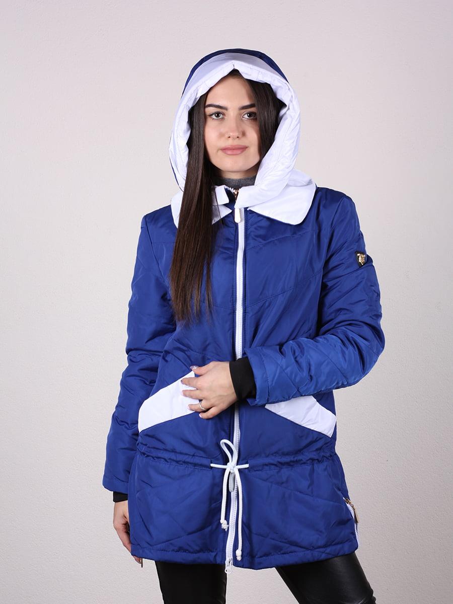 Куртка синяя   4922470   фото 6