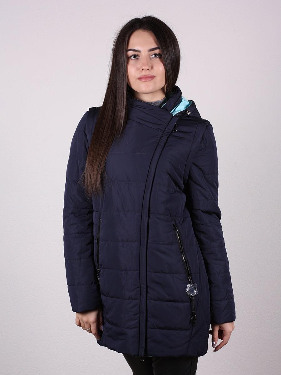 Куртка темно-синяя   4922471   фото 5