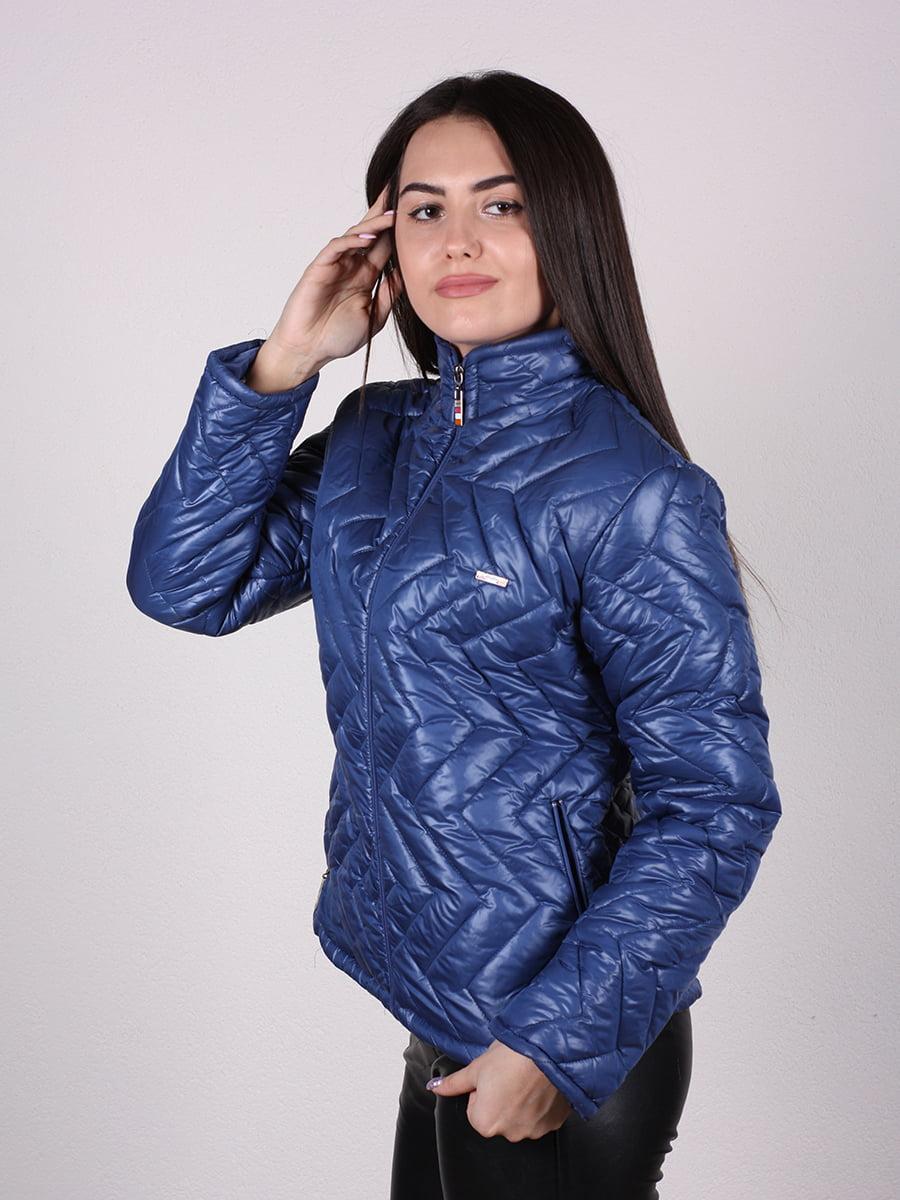Куртка синяя | 4922479 | фото 4