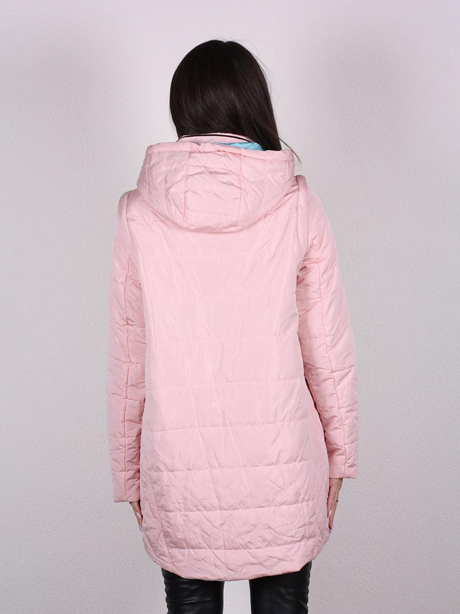 Куртка цвета пудры   4922486   фото 8