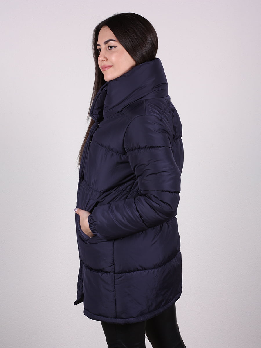 Куртка темно-синяя   4922489   фото 5