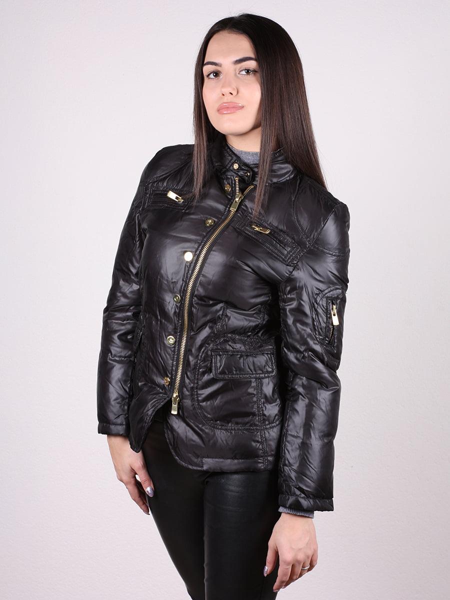 Куртка черная | 4977696
