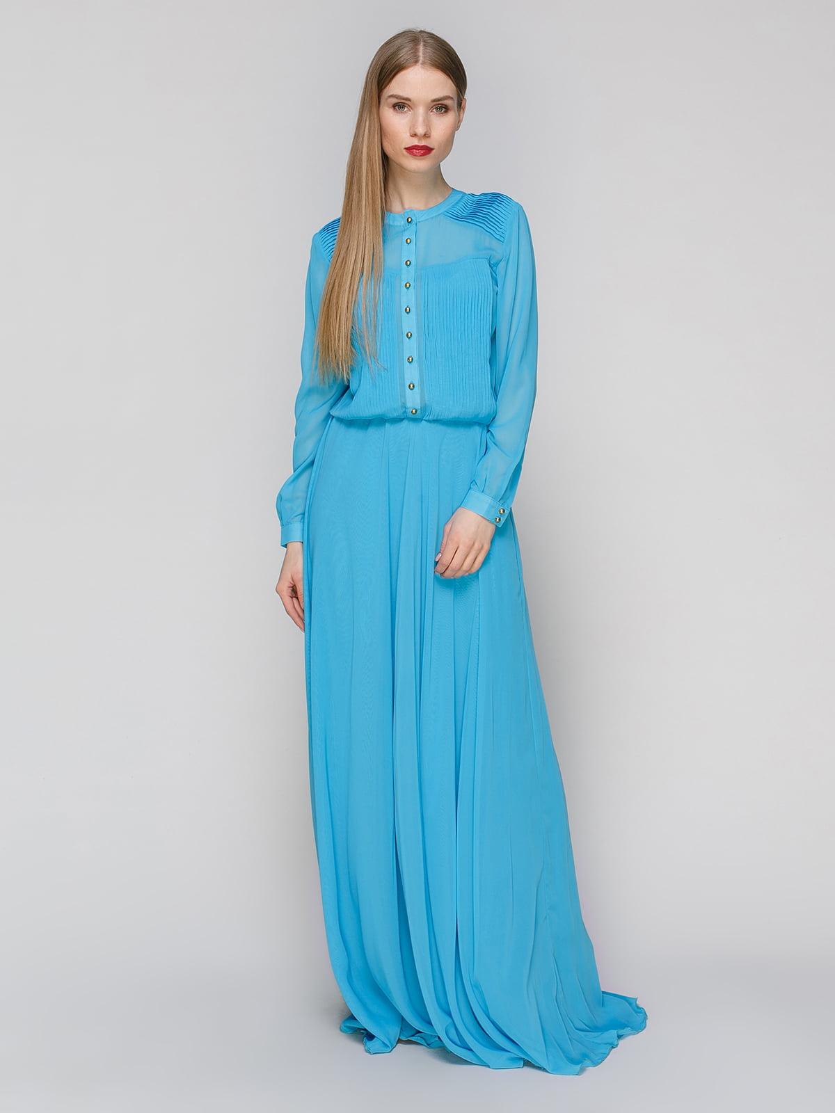 Сукня блакитна | 4911086