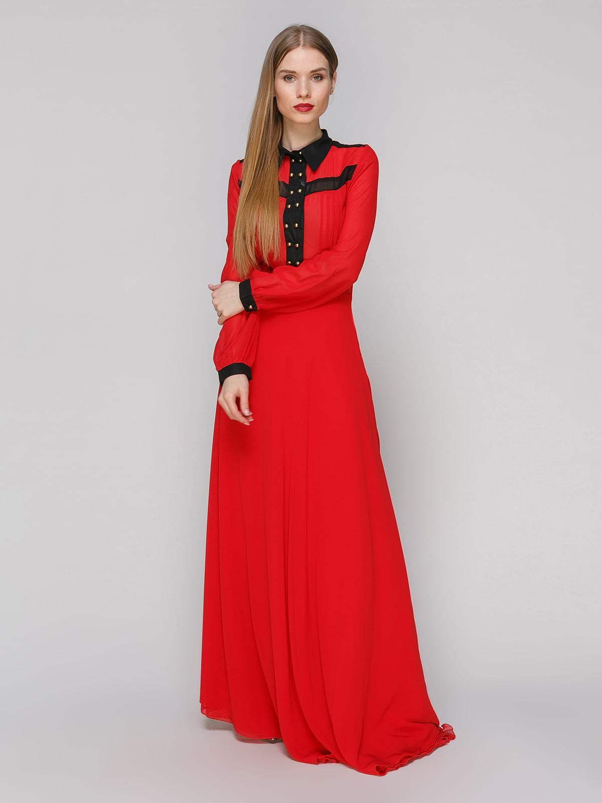 Сукня червона | 4911084