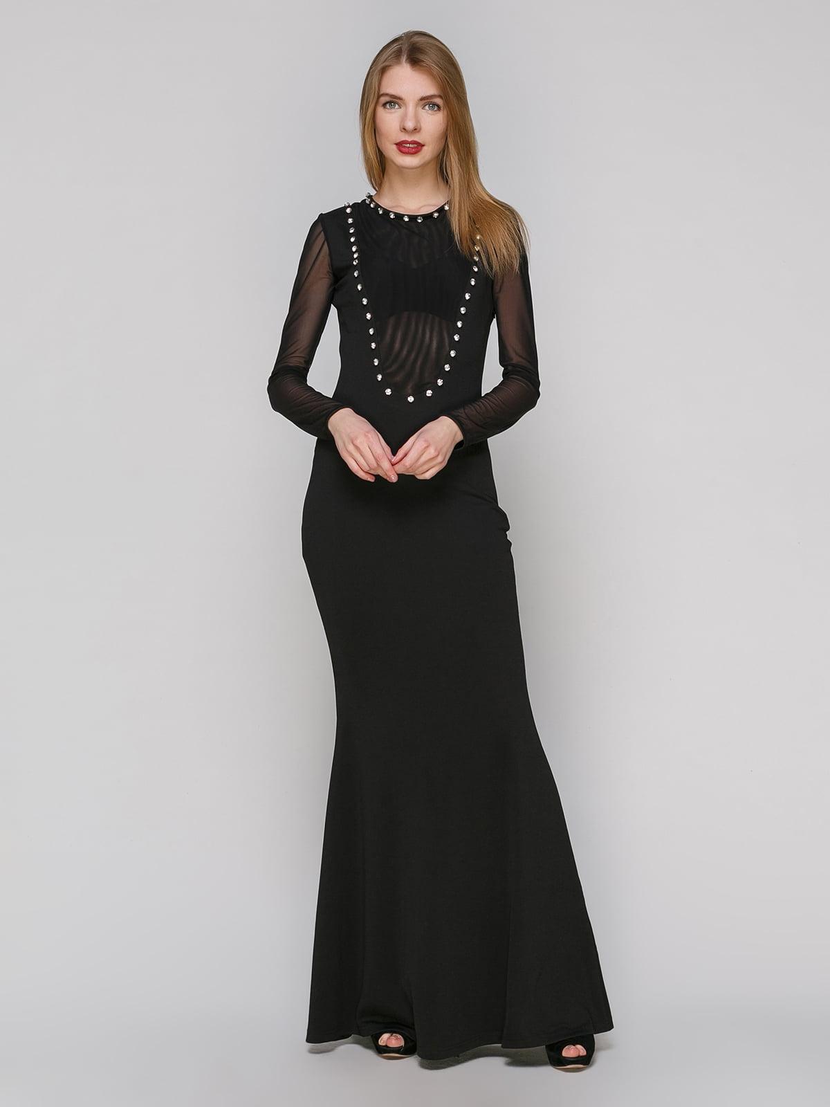 Платье черное | 4911094