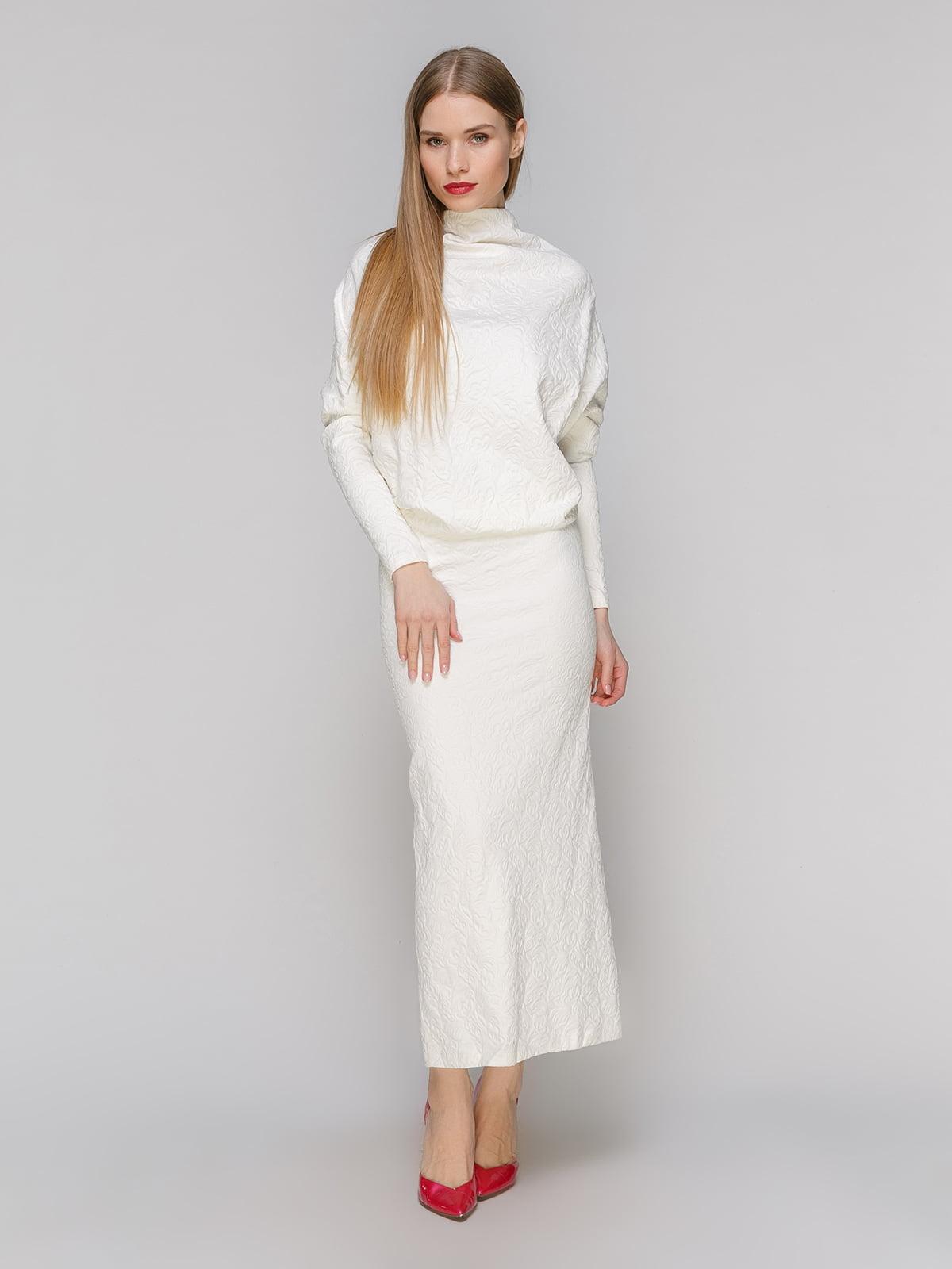 Сукня молочного кольору | 4911146