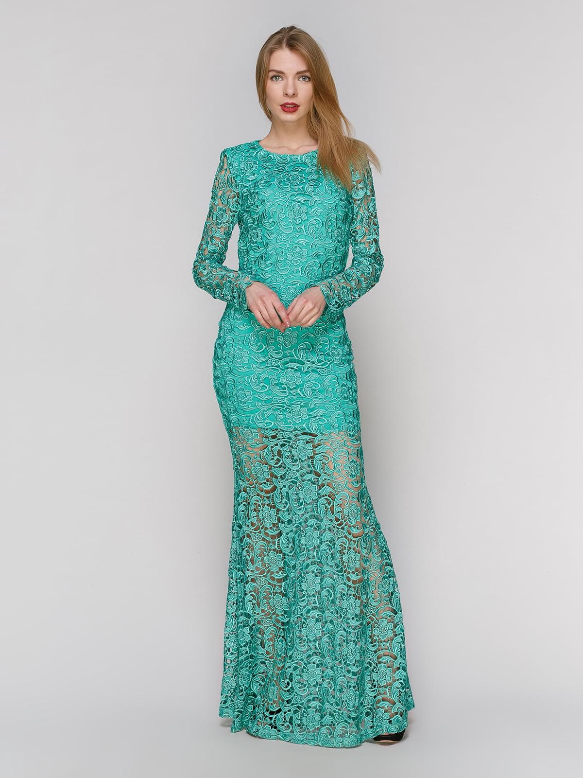 Сукня бірюзова   4911089