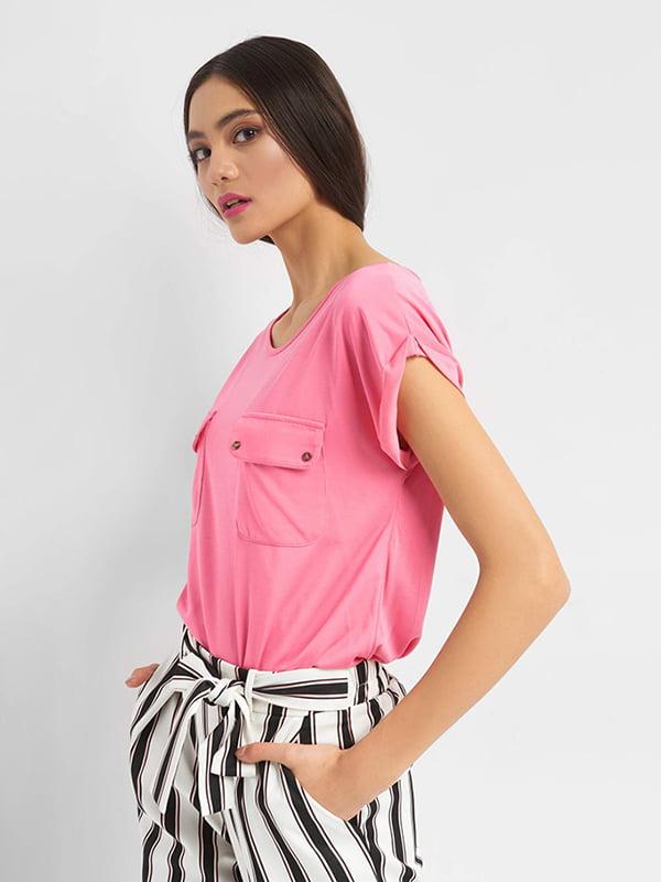 Блуза розовая | 4977843