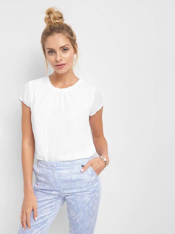 Блуза белая | 4977993