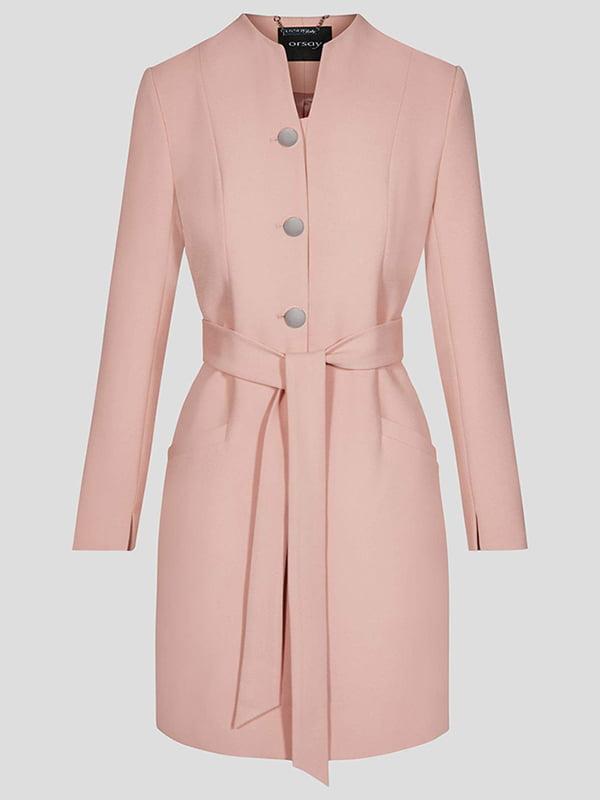 Пальто рожеве   4855998   фото 10