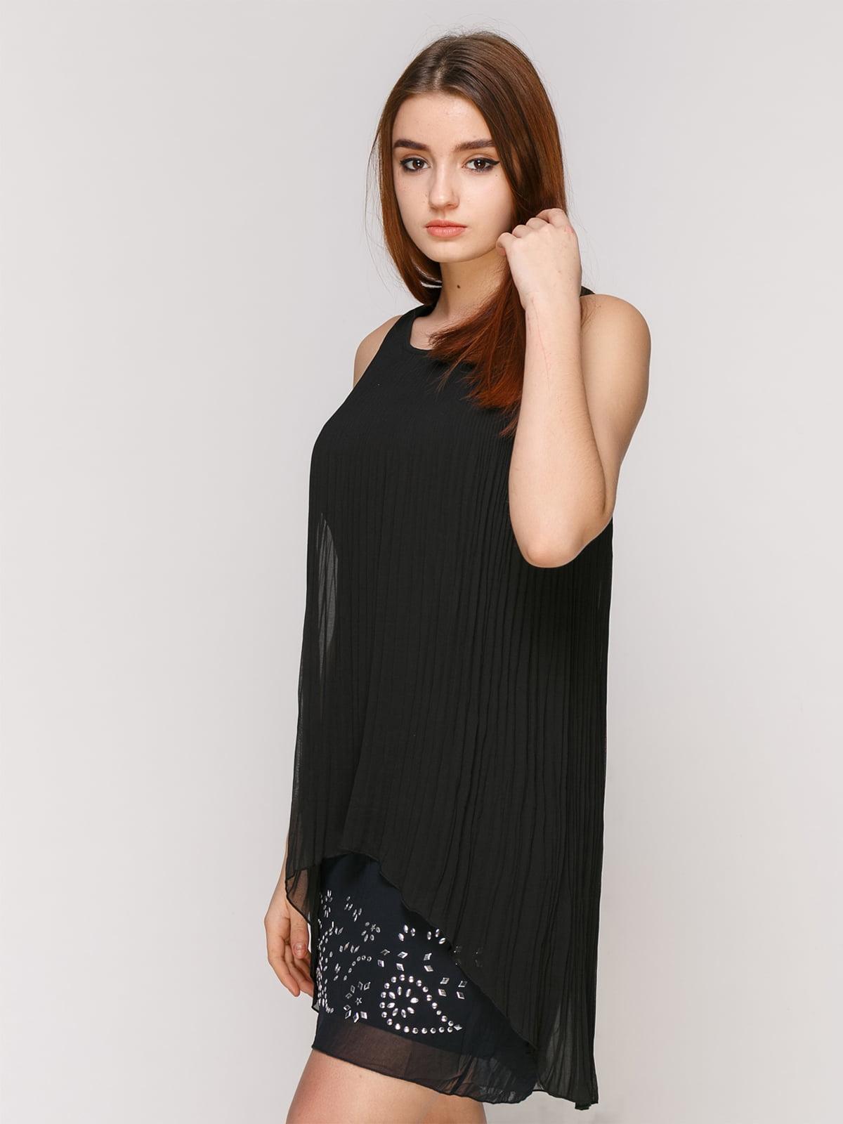 Платье черное | 4965719
