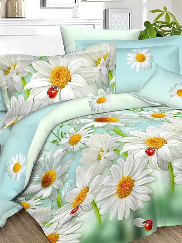 Комплект постільної білизни двоспальний | 4971464