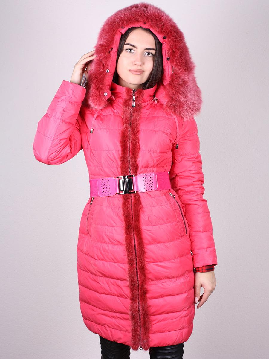 Пальто коралловое | 4959807