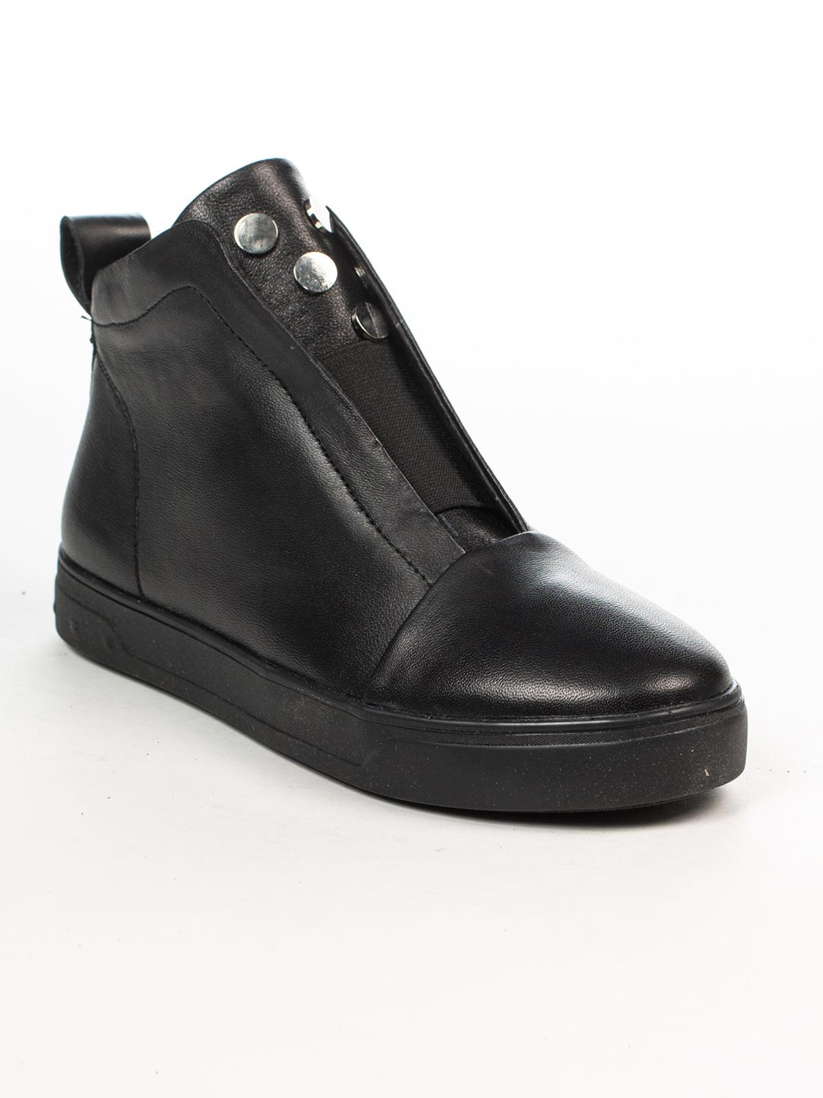 Ботинки черные | 4948497
